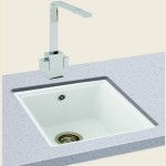 Fiji 90 Polar White Sink