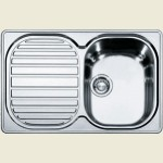Compact CPX611-78 Sink LHD