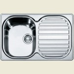 Compact CPX611-78 Sink RHD