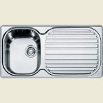Compact CPX611-96 Sink RHD