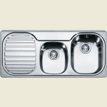 Compact CPX621 Sink LHD