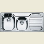 Compact CPX621 Sink RHD
