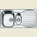 Compact CPX651 Sink RHD
