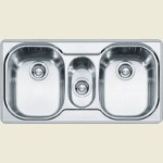 Double Bowl Compact CPX670 Sink