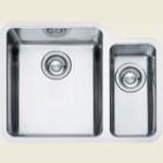 Kubus KBX160-34-16 Sink RH