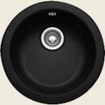 Rotondo Black RUK110 Sink