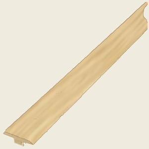 Solid Oak Threshold Strip 2700mm