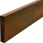 Dark Acacia Upstand 3m x 100mm x 19mm