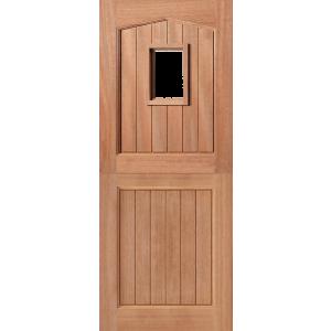 Barnburgh One Light Stable Doors