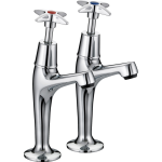 X-Head High Neck Pillar Taps