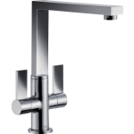 Bern Monobloc Mixer Tap Polished Chrome