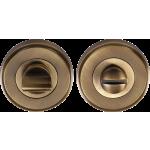 50mm Thumbturn Emergency Release Antique Brass
