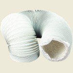 150mm Round Flexible Venting Hose 1m