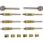 Sash Window Dual Screws 6 Pack