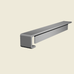38mm Aluminium Worktop Joining Strip