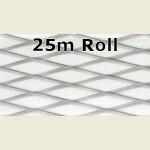 25m Metallic Mesh PVC Edge Banding