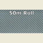 50m Carbon Fibre 3D PVC Edge Banding