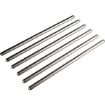 30cm Worktop Protector Rods Stainless Steel