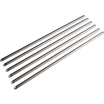 45cm Worktop Protector Rods Stainless Steel