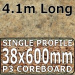 Amber Kashmir Worktop 4100mm