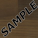 Antique Blocked Walnut Laminate Sample Polyrey Sample