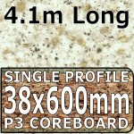 Aticos Gold Worktop 4100mm