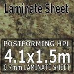 Baltic Granite Gloss Laminate Sheet 4120mm X 1510mm
