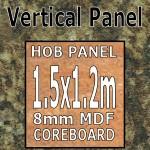 Baltic Granite Hob Panel 1500mm