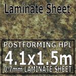 Baltic Granite Laminate Sheet 4120mm X 1510mm