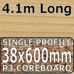 Beech Butcher Block Worktop 4100mm