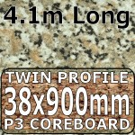 Beige Granite Breakfast Bar 4100mm