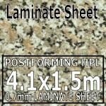 Beige Granite Laminate Sheet 4120mm X 1510mm