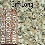 Beige Granite Upstand 3m upstand