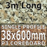 Beige Granite Worktop 3000mm