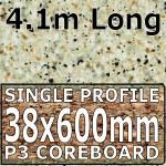 Beige Orion Worktop 4100mm