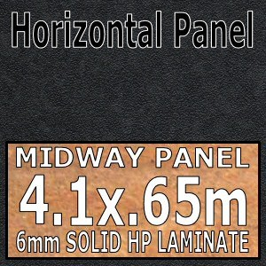 Black Brazil Midway-Panel