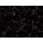 Black Granite Crystal Matt Laminate Edging 1m