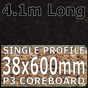 Black Granite Worktop 4100mm