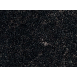 Lima Black Granite Laminate Edging 1m