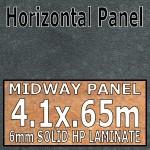 Black Limestone Midway-Panel
