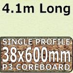 Blanc Megeve Worktop 4100mm