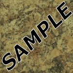 Butterum Granite Etched Laminate Sample