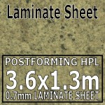 Cappuccino Laminate Sheet 3660 Mm X 1320 mm