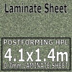 Charcoal Splatter Laminate Sheet 4120 Mm X 1400 mm