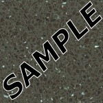 Cinder Quartz Hi-gloss Laminate Sample Polyrey Sample