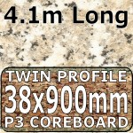Cornish Granite Breakfast Bar 4100mm