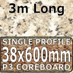 Cornish Granite Worktop 3000mm