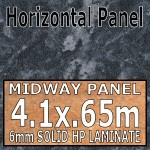 Crystal Black Midway-Panel