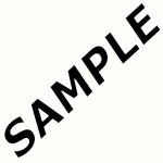 Crystal White Duropal Sample
