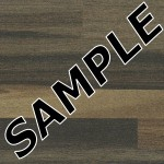 Ebony Stripwood Laminate Sample Polyrey Sample
